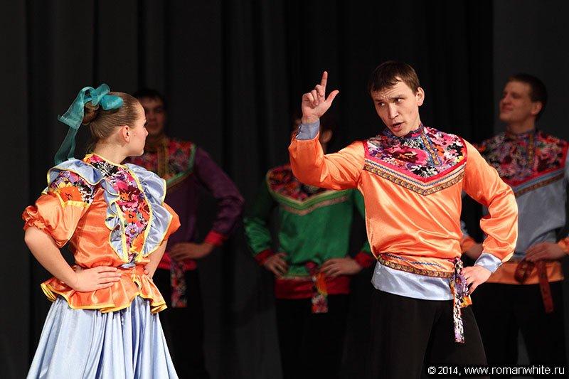 Ваталинка. Отчетный концерт. 2014г.