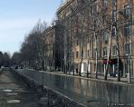 Новосибирск, улица Пархоменоко