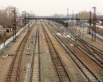 Станция Новосибирск-Восточный.